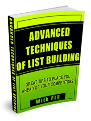 Product picture List Building - Everything You Need To Know Plus Bonuses